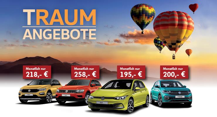 TRAUM Angebote bei der Thieme Gruppe – SUV ab 200,- € mtl. ohne Anzahlung